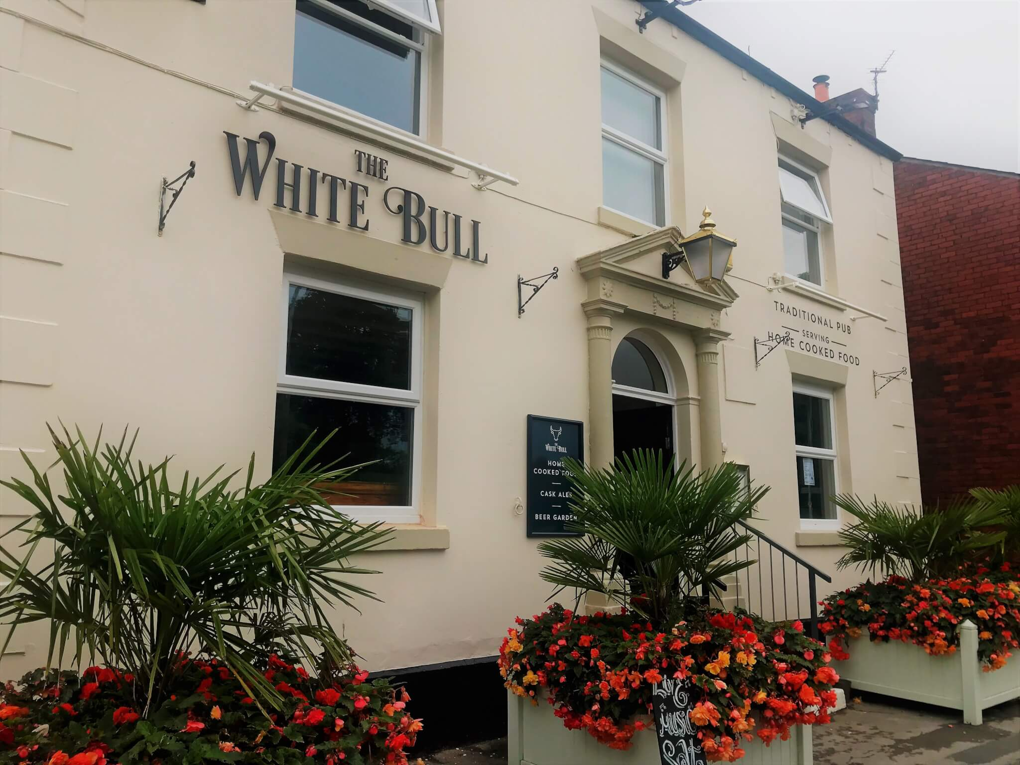 White Bull 6 after