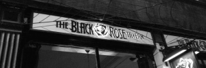 Black Rose Tavern, Edinburgh haunted rock pub